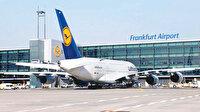 Frankfurt'a 5 milyon fark attık