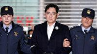 Samsung'un başkan yardımcısına hapis cezası