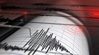 Denizli'de gece yarısı korkutan deprem
