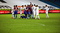 Trabzonspor'da Abdülkadir Ömür üzüntüsü: Fibula kemiğinde kırık var