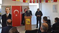 Barış Pınar Harekatı bölgesinde PTT şubesi açıldı