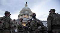 Biden'ın yemin törenine saatler kala: Washington D.C'de Ulusal Muhafızlar gece gündüz nöbet tutuyor