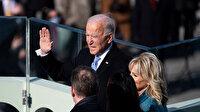 Joe Biden yemin ederek ABD'nin 46'ncı başkanı oldu