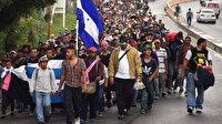 Guatemala ordusu Honduraslı göçmenleri joplarla dövdü