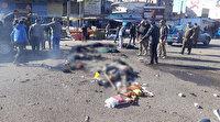 Dışişleri Bakanlığı'ndan Bağdat'taki intihar saldırısına kınama