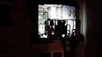 Esenyurt'ta 30 katlı binanın 9. katında patlama