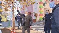 Evlat nöbetindeki ailelerden kaçan HDP'li Katırcıoğlu 'zafer işareti' yapıp kışkırttı