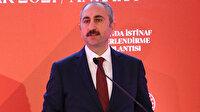 Adalet Bakanı Gül: Görevim süresince o cübbeyi giymedim ve giymeyeceğim