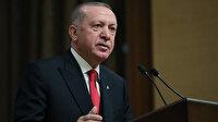 Cumhurbaşkanı Erdoğan: İstanbul'u uluslararası örgütler bakımından merkez haline getirme hedefimize bir adım daha yaklaşıyoruz