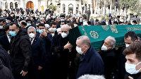 Tarihçi ve yazar Yavuz Bahadıroğlu'na veda: Cenaze törenine Cumhurbaşkanı Erdoğan da katıldı