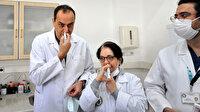 Türk bilim insanları geliştirdi: Bu sprey koronavirüsü bir dakikada yok ediyor