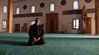 Şehidin ismi camide yaşatılıyor: Burası Fethi Sekin'lerin, Ömer Halisdemir'lerin ve nice yiğitlerimizin camisi