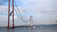 Çanakkale Köprüsü müjdesi: Yıl sonunda araçla karşıya geçeceğiz