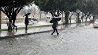 Meteoroloji'den üç il için kritik uyarı: Dolu ve sel riski var!