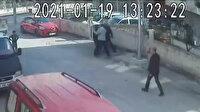 Gazi Gökhan Koç'u darp eden baba ve oğlu gözaltında