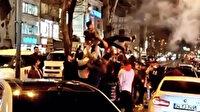 İstanbul'da şoke eden görüntüler: Yasağa rağmen asker uğurlaması yaptılar