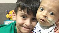 Kendi minik mücadelesi büyük Ahmethan nadir görülen glikojen tip 4- Andersen hastalığı ile savaşıyor