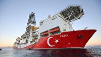 Bakan Dönmez duyurdu: Fatih sondaj gemisi yeni durağında