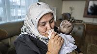 Üç çocuk annesi milletvekili Habibe Öçal, bir çocuğa daha gönlünü açtı