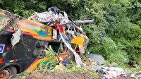 Brezilya'da feci kaza: 21 kişi hayatını kaybetti