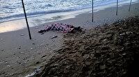 Sahilde bulunan cesedin sır perdesi aralandı: Büyük bir dram çıktı