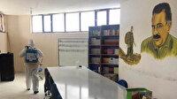 HDP Esenyurt İlçe Başkanlığı'nda yeni skandallar ortaya çıktı : PKK'ya ait eğitim notları bulundu
