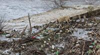 Büyük Menderes Nehri çöplüğe döndü: Tehlike çanları çalıyor