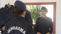 Kayseri'nin ilk kadın ilçe jandarma komutanı Teğmen Sayıcı: Vatandaşla sağlam bir köprü kurulmalı