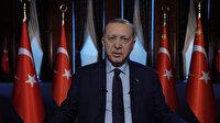 Cumhurbaşkanı Erdoğan'dan soykırım açıklaması: Uluslararası toplum harekete geçmelidir