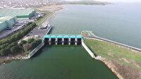 İstanbul'un barajlarındaki su seviyesi artıyor