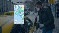 Koronavirüs haritasında sevindirici gelişme: Şehirler tek tek yeşile dönüyor