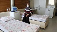 Kar esareti yaşanan Van'da hamile kadınlara büyük kolaylık: Doğumu yaklaşan Anne Oteli'nde misafir ediliyor