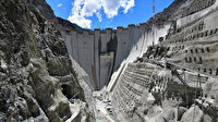 Üç bakan Türkiye'nin en yüksek barajını yerinde inceleyecek