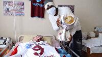 Beklenen buluşma: Nwakaeme Süper Kupa'yı Yusuf'a götürdü