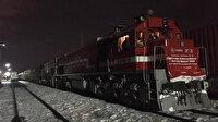 Rusya ve Çin'e doğru yola çıkan ihracat trenleri nerede?