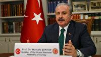 TBMM Başkanı Şentop'tan Arnavutluk'a ziyaret