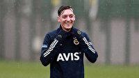 Mesut Özil kadroda: Fenerbahçe formasıyla ilk maçına çıkacak