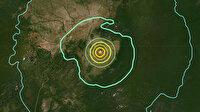Güney Amerika'da şiddetli deprem: Üç ülkede hissedildi