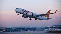 Pegasus Havayolları İsrail uçuşlarını durdurdu