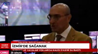 İzmir Belediye Başkanı Soyer'in afet röportajı verdiği Artı TV canlı yayın sırasında elebaşı Öcalan'ı ekrana verdi