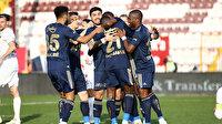 Nefesleri kesen maçta kazanan Fenerbahçe