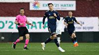 Hatayspor Fenerbahçe: 1-2 (ÖZET ve GOLLER)