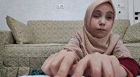 Görme engelli Esmanur uzaktan eğitimle Kuran okumayı öğrendi: Kur'an-ı Kerim okumak için bir çift göze ihtiyaç yok