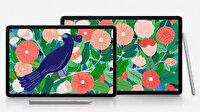 Galaxy Tab S7 ailesine yeni güncelleme geldi