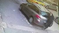 Geri manevra yapan kadın sürücü, yolun karşısına geçmek isteyen yayaya çarptı