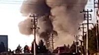 Kocaeli'de geri dönüşüm fabrikasında yangın paniği: Dumanlar gökyüzünü kapladı