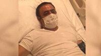 Ünlü türkücü Mahmut Tuncer hastaneye kaldırıldı