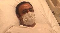 Mahmut Tuncer yüksek tansiyon şikayetiyle hastaneye kaldırıldı