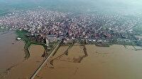 Turuncu alarm verilmişti: Ergene Nehri'ndeki taşkın tüm tarım alanlarını sular altında bıraktı