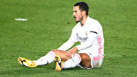 Real Madrid'in büyük pişmanlığı: Eden Hazard altıncı kez sakatlandı